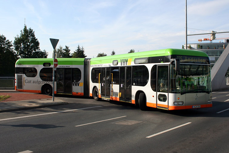 Hannover bus by James Irvine