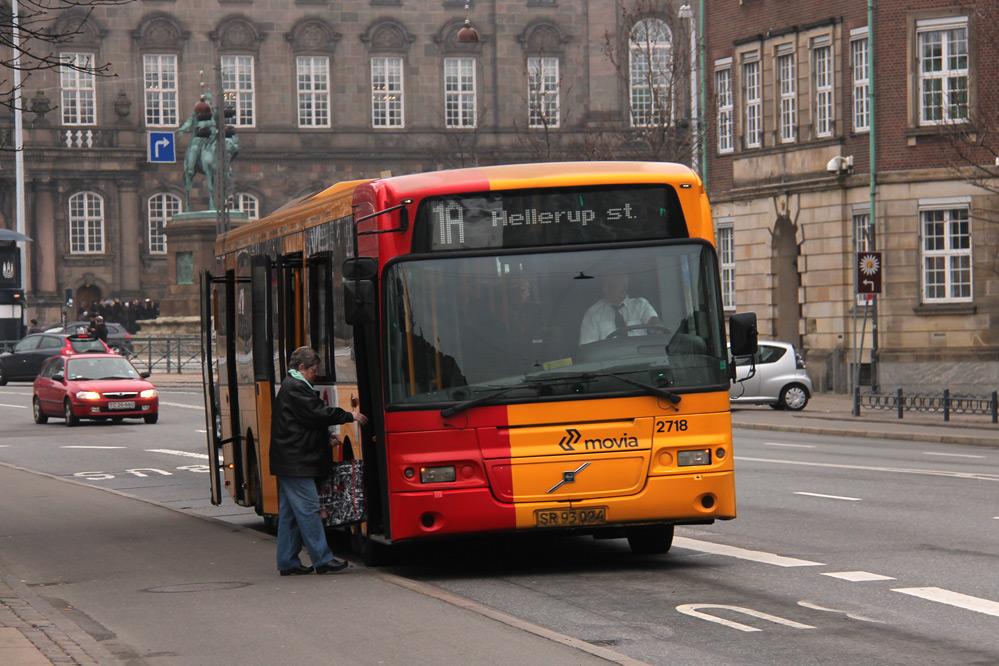 bus københavn